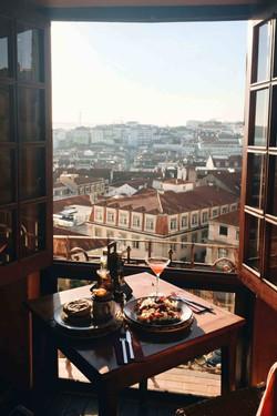 12 best rooftop bars in Lisbon