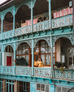 13 most Instagrammable places in Tbilisi