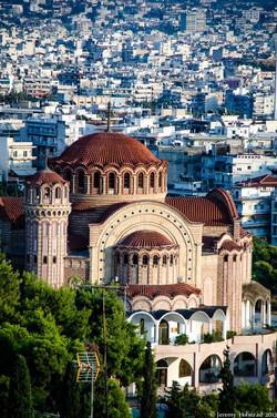 Church of St_ Pavlo, Thessaloniki, Greec