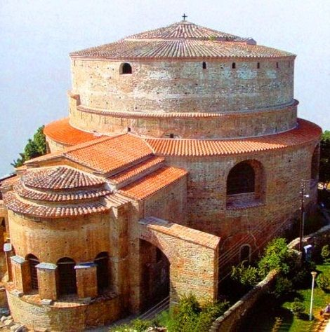 Rotunda Thessaloniki Greece