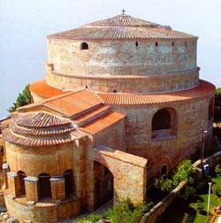 Rotunda Thessaloniki Greece