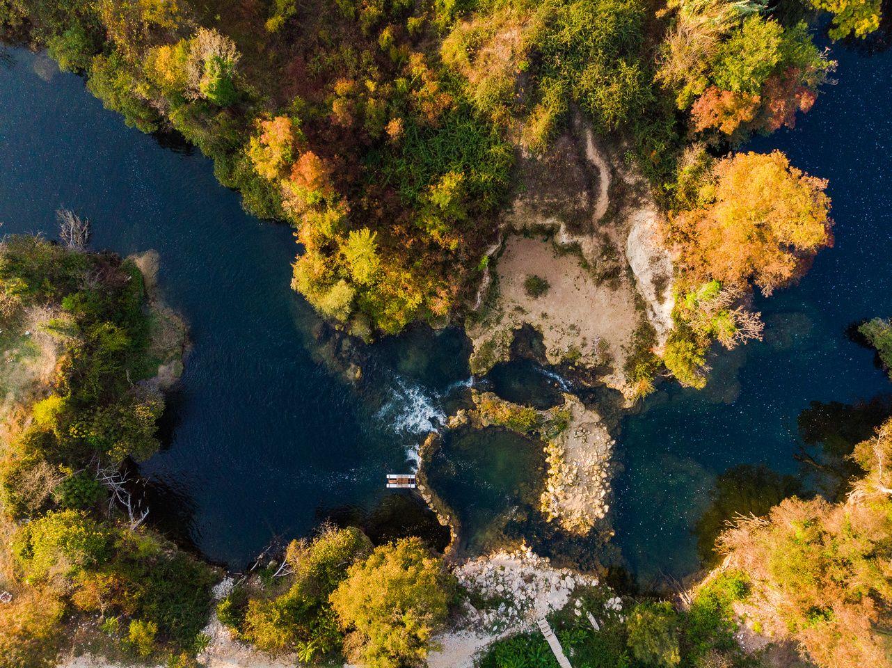 BOSNIA HERZEGOVINA | Kravica waterfall,