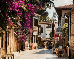 Kaleici-old-town