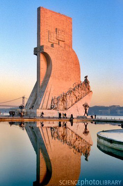 Monument to the Discoveries, Lisbon - St