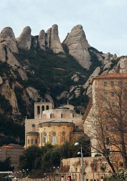 Montserrat Monastery & Mountain (Spain)_