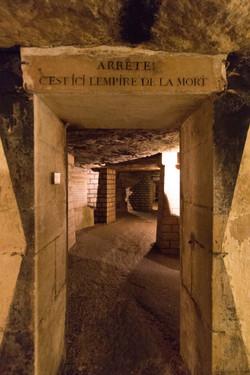 Underground Paris_ The Catacombs