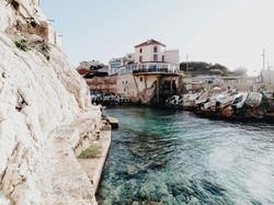 Marseille et ses recoins _ Malmousque et