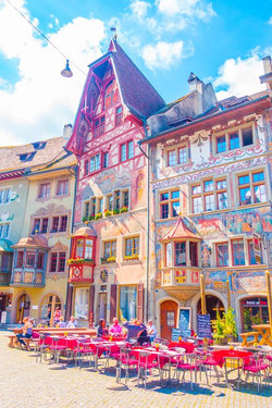 Three Incredible Day Trips from Zurich