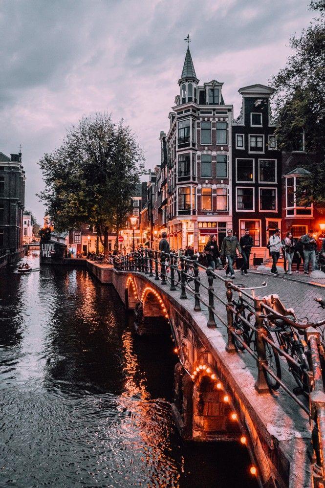 48 Stunden in Amsterdam | SPAR Mahlzeit!