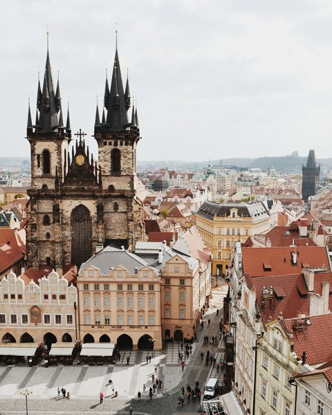 Prague Travel Guide_ Explore all that Pr