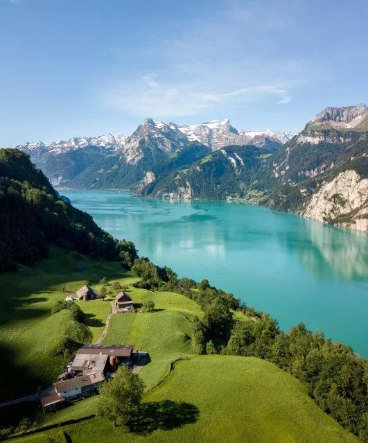 Une semaine de roadtrip en Van en Suisse