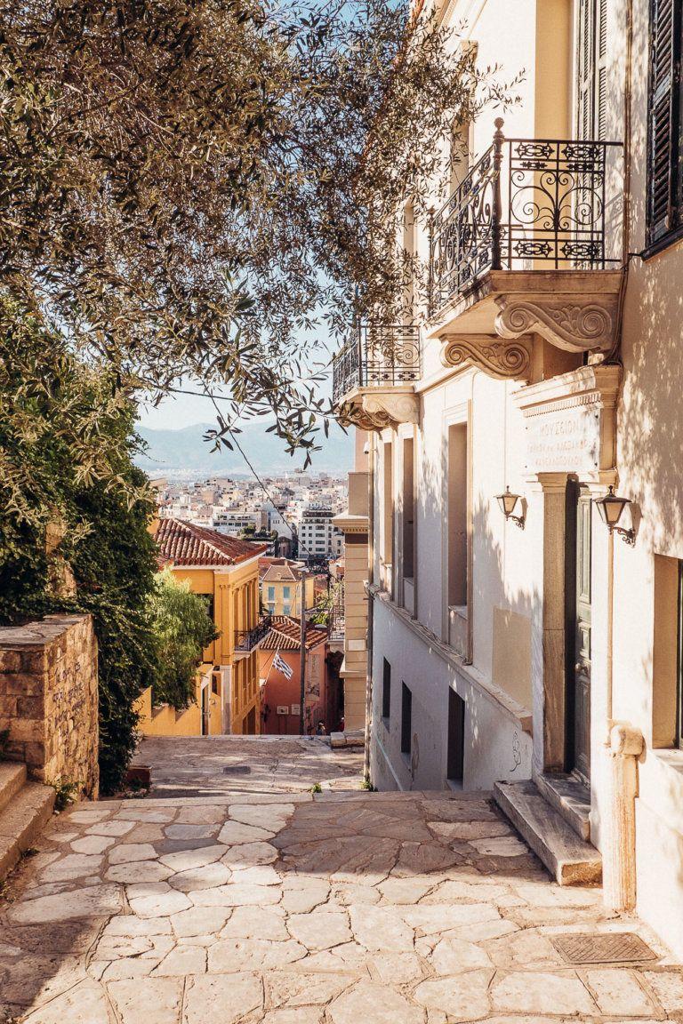 Kurztrip nach Athen