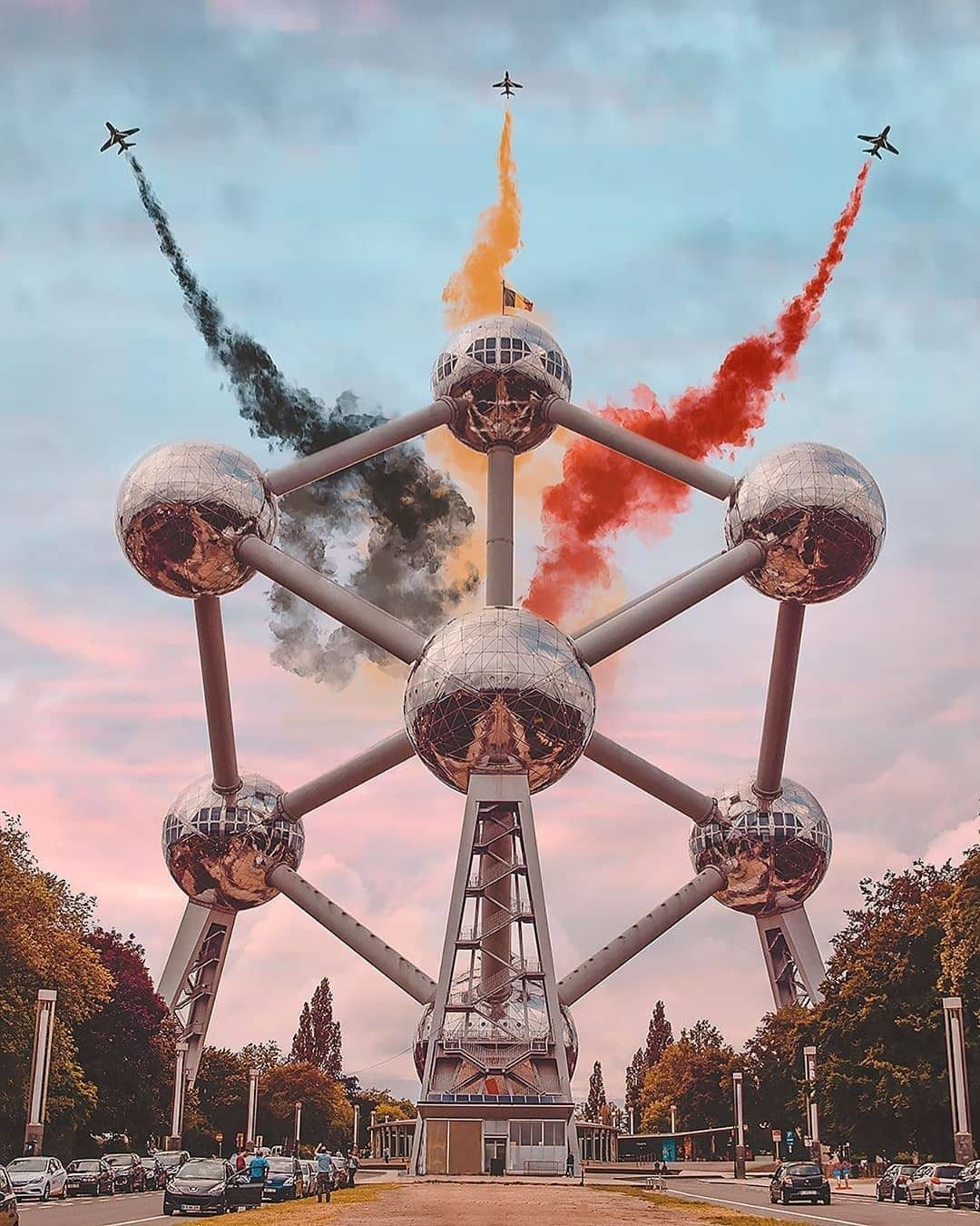 "visit brussels on Instagram_ ""Happy Nati"
