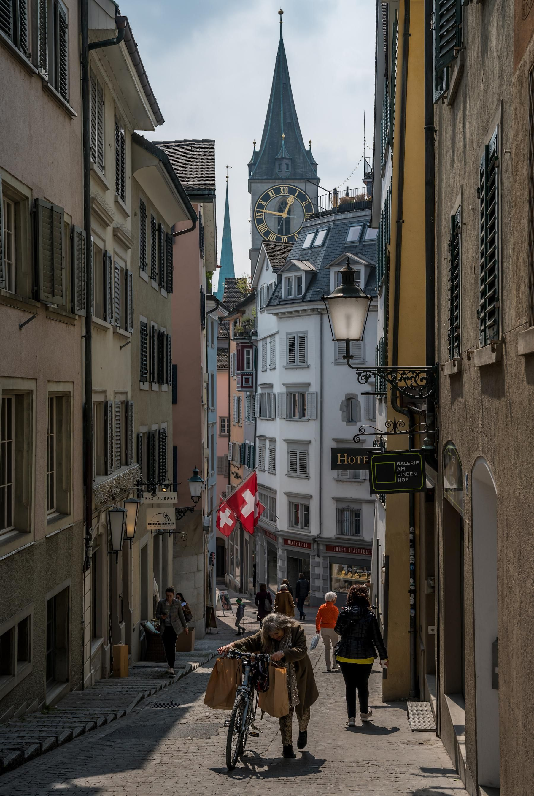 Zurich, Switzerland [OC]