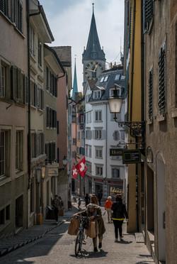 Zurich, Switzerland [OC]