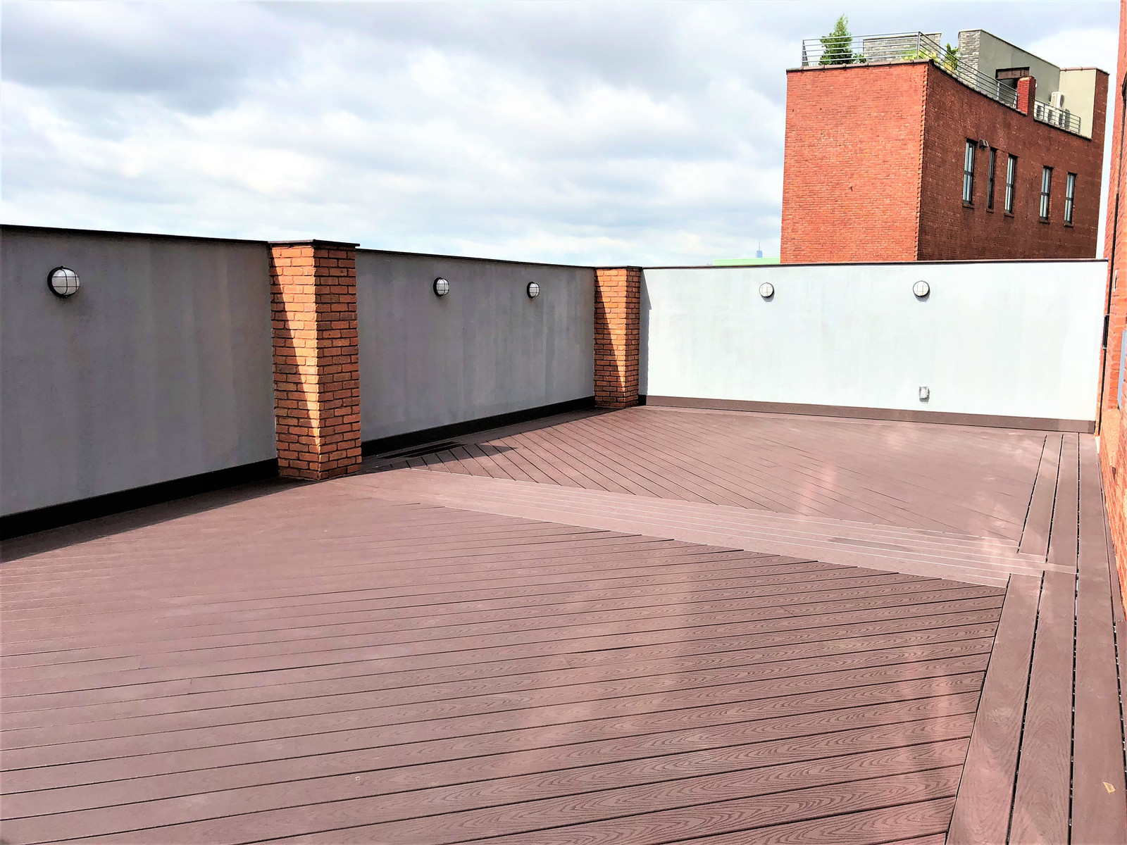 Suite 208 Private Terrace