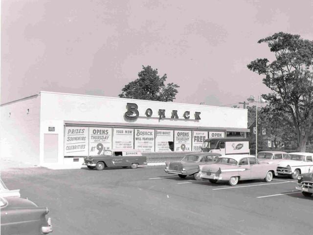 Bohack Supermarket