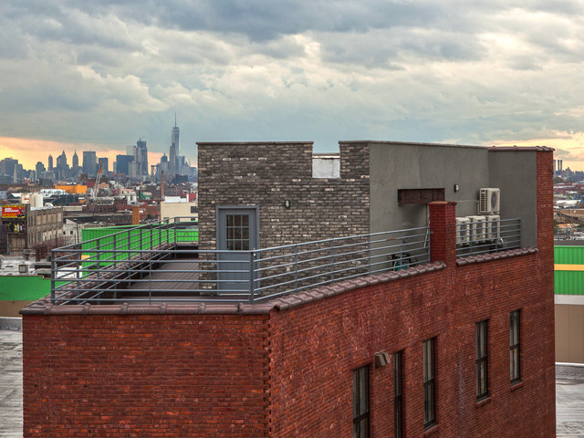 Rooftop View