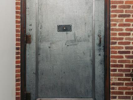 Staircase Door