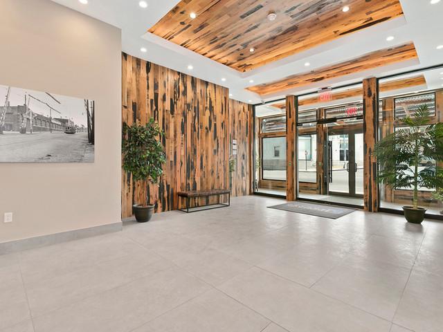 Lobby and Vestibule
