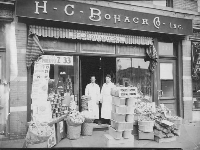 Bohack Square Supermarket