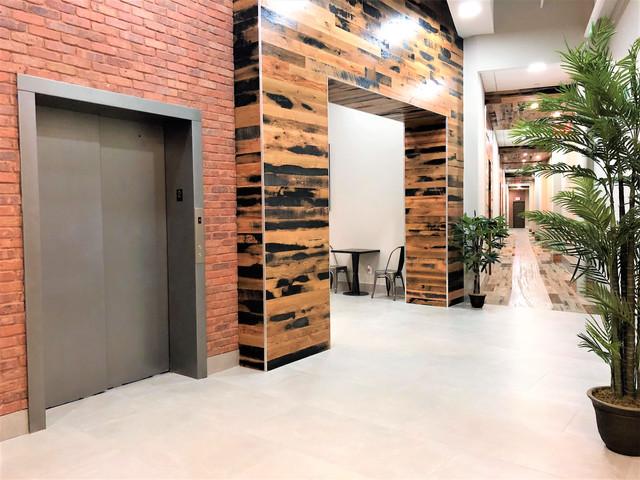 Second Floor Lobby