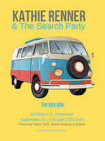 Copy of Kathie renner & The search party