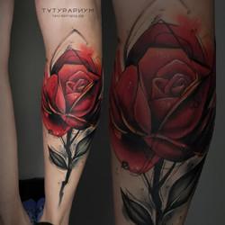 Фото татуировки, крассная проза на икре