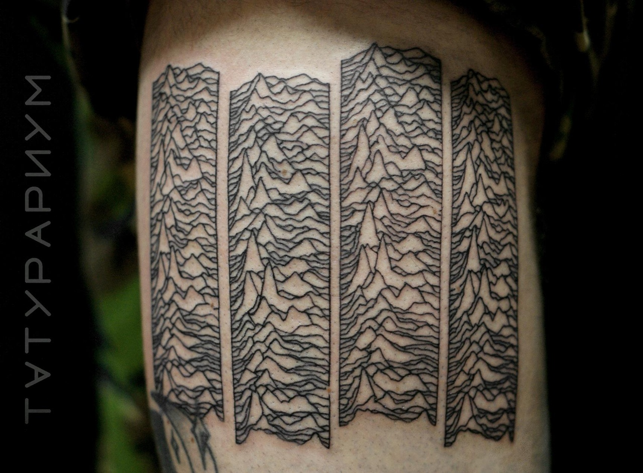 Фото татуировки, обложка джой дивижен на