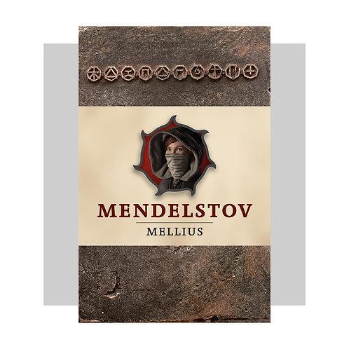 Mendelstov - hardcover boek