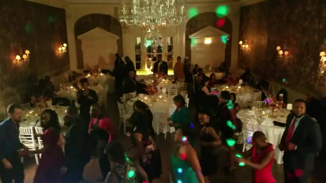 FLOYDS DJ SERVICES LLC help The Slaughters Celebrate their Special Day! 11/5/16