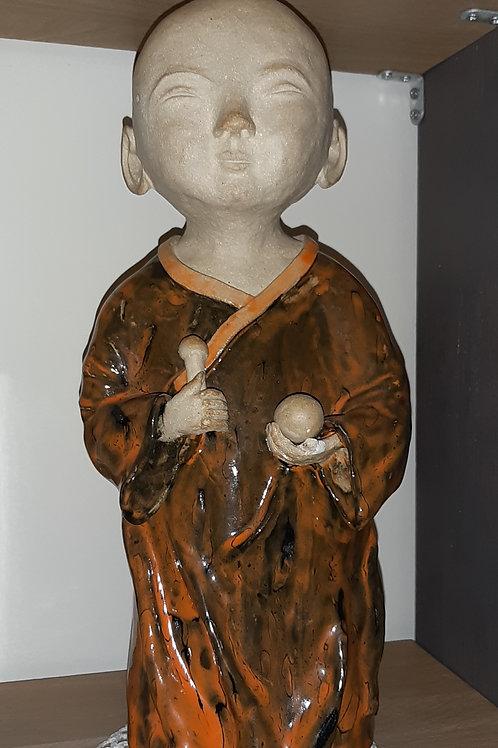 Bouddha sculpture
