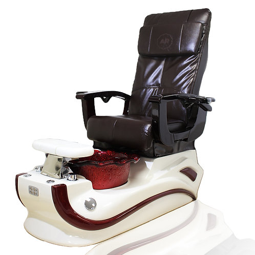 Red Bloody Pedicure Chair