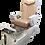 Thumbnail: Cream Pedicure Chair