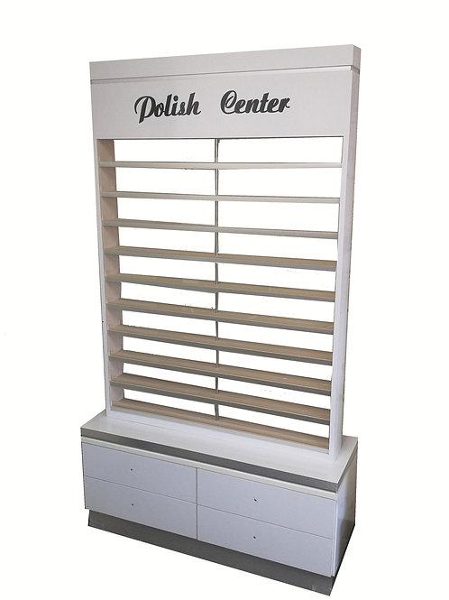 polish rack