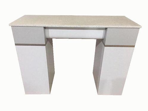 Grey nail table
