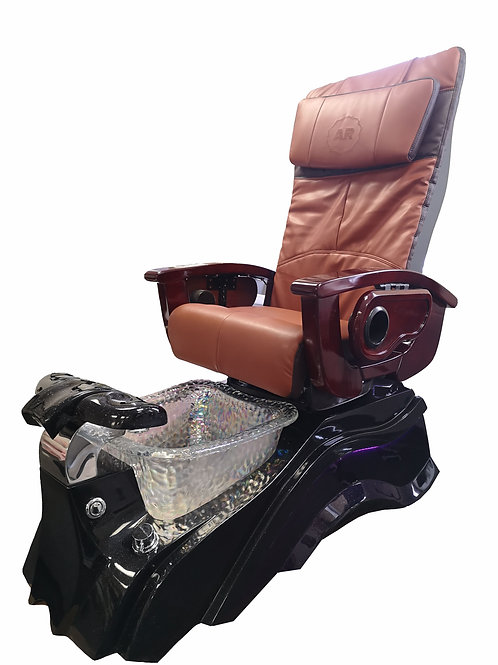 Chocolate Pedicure Chair
