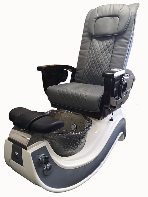 Grey Series Pedicure Chair