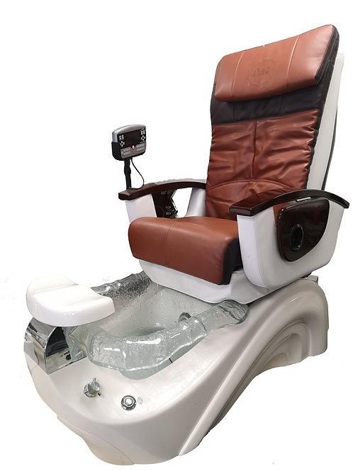 Caramel Color Pedicure Chair