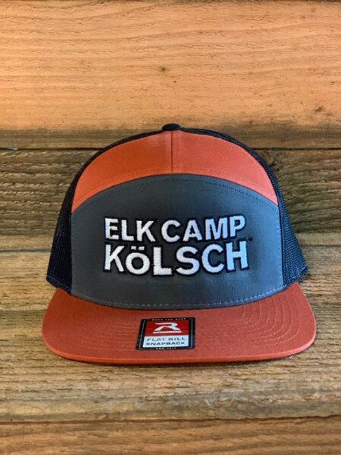 Elk Camp Kolsch snapback