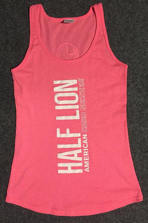 Women's Neon Pink HL Tank