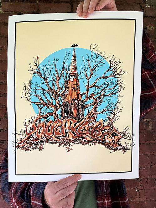 New Print release: Poughkeepsie