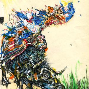 """""""Bull & Bird Study"""""""