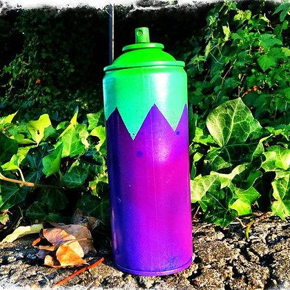 Eggplant Kid Spray Can