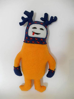 Toy, Handmade by Imaginary Duck