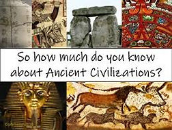 so how much do you know about ancient ci