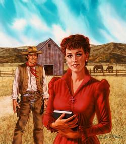 Novel Book Cover