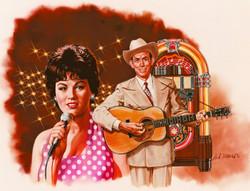 Patsy Cline, Hank Williams