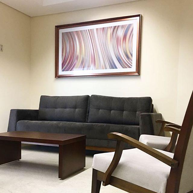 Sala de espera _sesconsp __ Molduras Pae