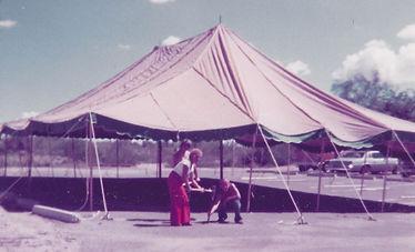 Ann and Carl Nusbaum Circa 1975
